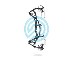 Hoyt Compound Bow Carbon RX-3 Redwrx Ultra 2019