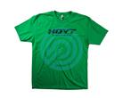 Hoyt T-Shirt Men's Strung Out Green