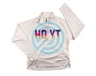 Hoyt Hoodie Ladies Sunset Zip