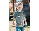 Hoyt Youth T-Shirt Lil Hoyt Grey
