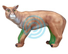 Eleven Target 3D Cougar with Insert