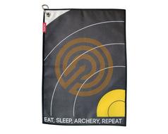 Socx Towel Eat Sleep Archery Repeat Field