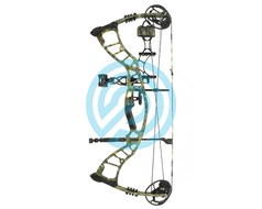 Hoyt Compound Bow Package PowerMax DW