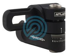 Shrewd Single Adjustable V-Bar Atlas