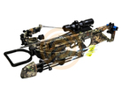 Excalibur Crossbow Micro Suppressor 400TD Pkg Mossy Oak BU Country