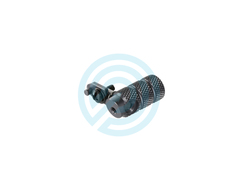 TRU Ball Knurled Thumb Pin Adjustable 3-Axis