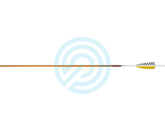 "Easton Arrow Carbon Legacy 4"" Feathers Helical"