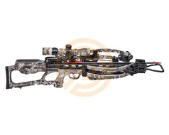 TenPoint Crossbow Package Vapor RS470 EVO-X Elite Camo Scope ACUslide Veil Alpine