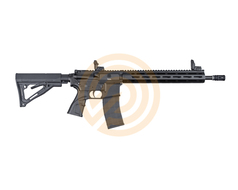 Tippmann HPA Rifle M4 Omega-PV Carbine 12 gram CO2 E-matic M-Lok Full Auto Black