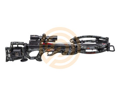 Wicked Ridge Crossbow NXT 400 ACUdraw Pro-View Scope Peak Camo
