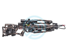 Wicked Ridge Crossbow Compound RDX 400 ACUdraw PRO Pro-View Scope Mossy Oak Country