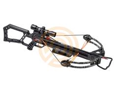 Wicked Ridge Crossbow Blackhawk 360 Rope Cocker Multi-Line Scope Peak Camo/Black