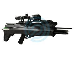 Crosman Corporation Airbow PCP Powered incl. 3 Arrows and Scope/Sling/Quiver