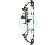 """Bear Archery Compound Bow Royale Package (5#-50#)-(12""""-27"""") 75% Let Off"""