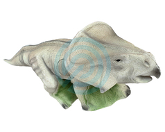 Eleven Target 3D Protoceratops with Insert