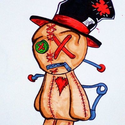 Voodoo Doll | Kaggle