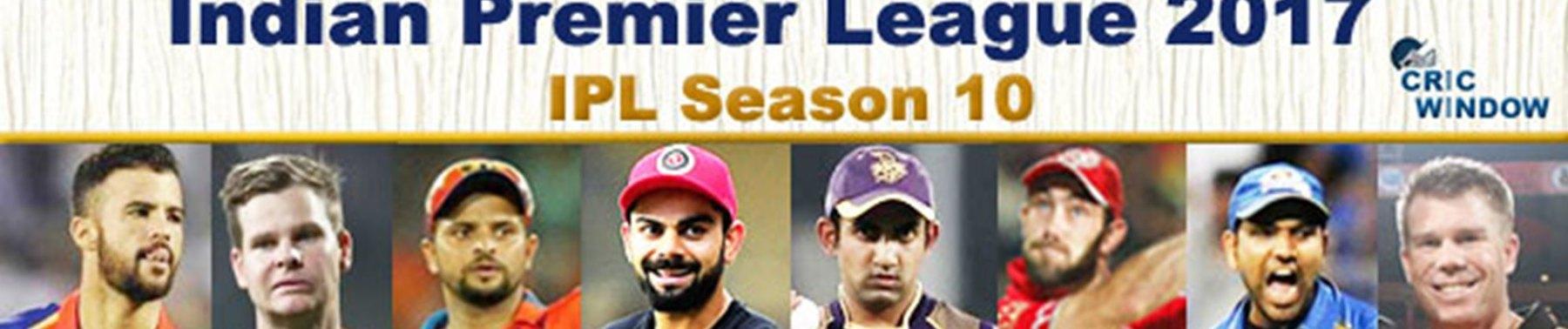 Indian Premier League (IPL) dataset (TILL 2017)   Kaggle