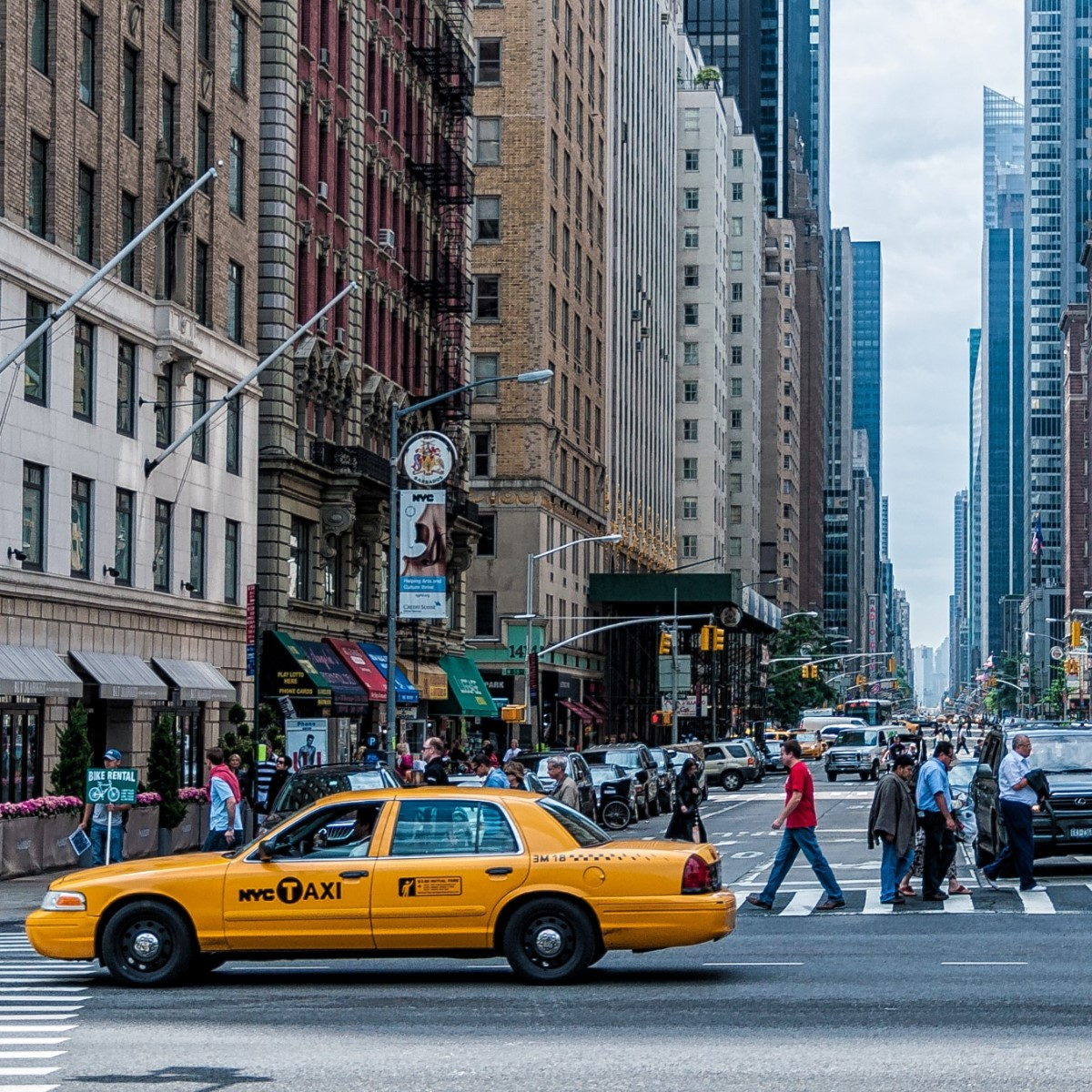 New York City Taxi Trip - Hourly Weather Data   Kaggle
