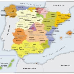 GDP per capita in Spain (examination by regions) | Kaggle