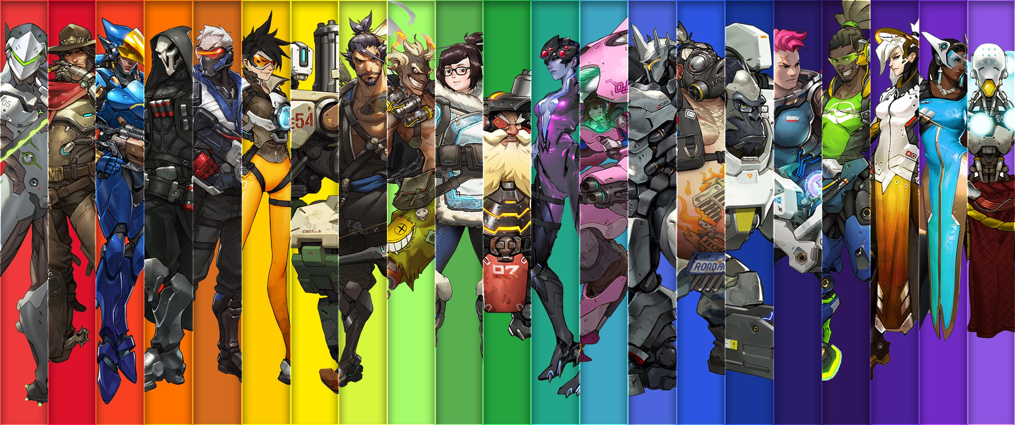 Overwatch Ranked Data Kaggle