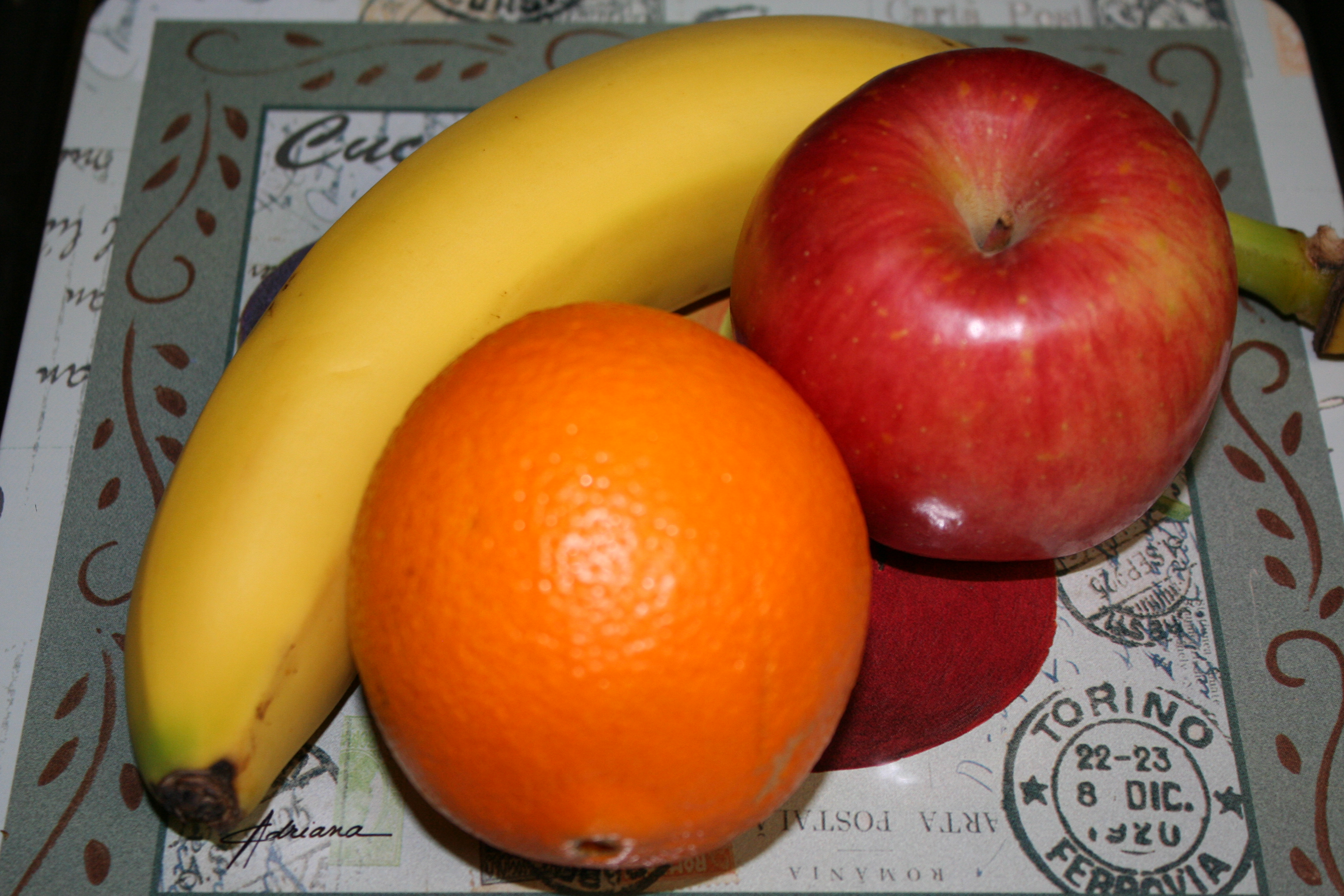 Fruit Images for Object Detection | Kaggle