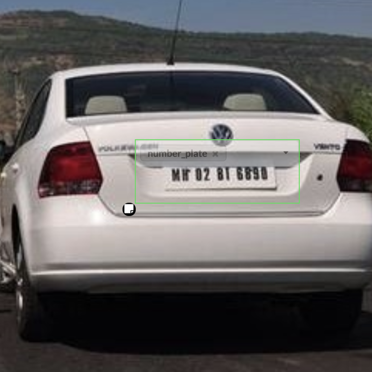 Vehicle Number Plate Detection | Kaggle