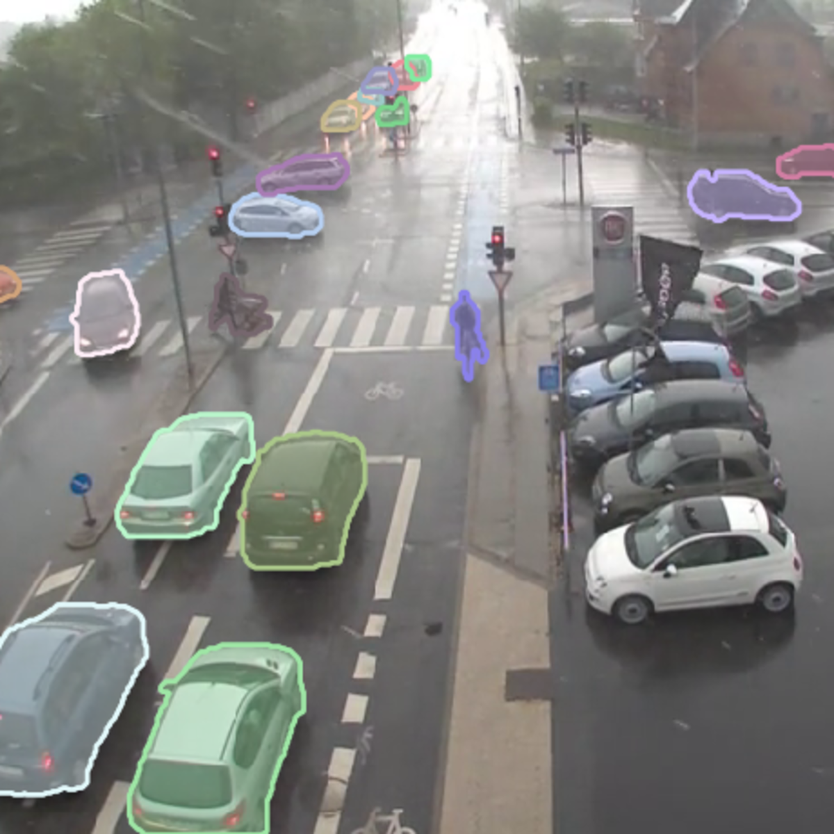 AAU RainSnow Traffic Surveillance Dataset   Kaggle