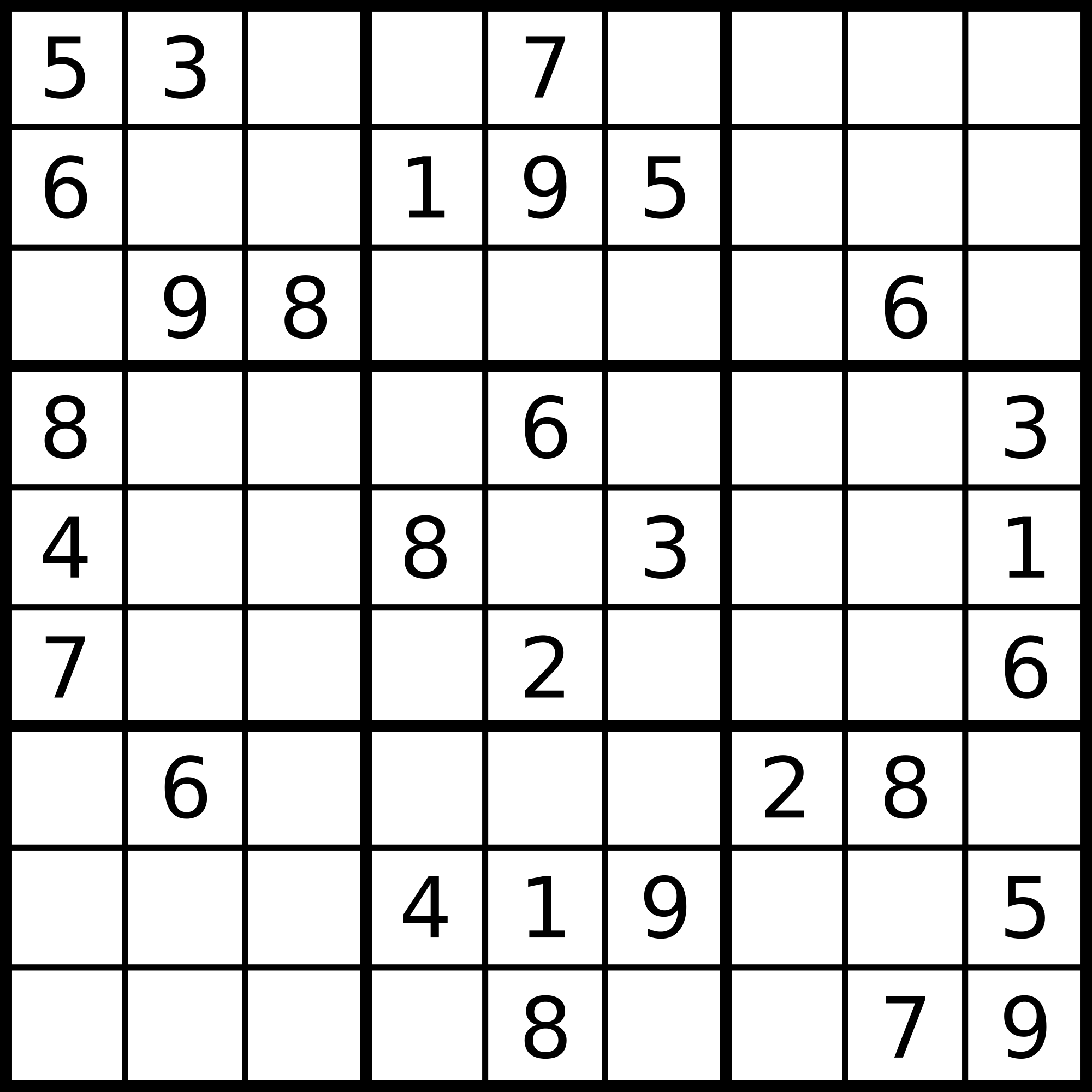 photograph regarding Printable Sudoku Grid named 1 million Sudoku video games Kaggle