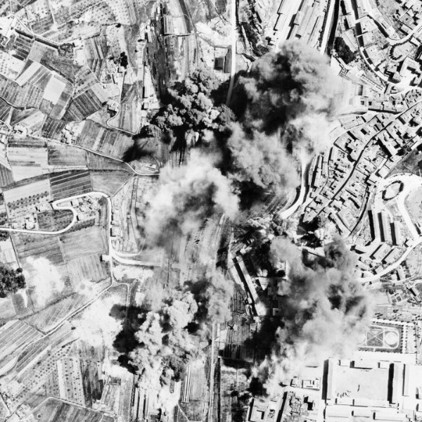 Aerial Bombing Operations in World War II | Kaggle