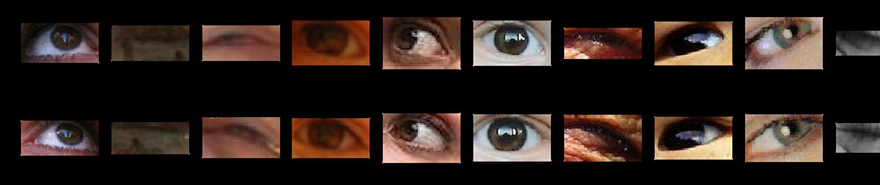 Eye Dataset