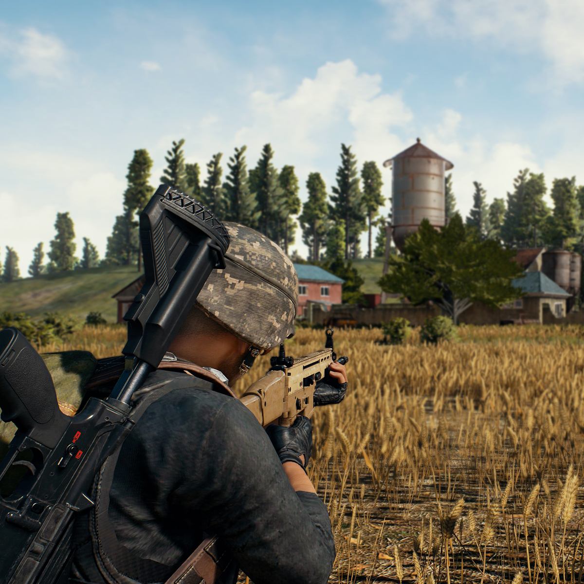 PUBG Match Deaths and Statistics | Kaggle