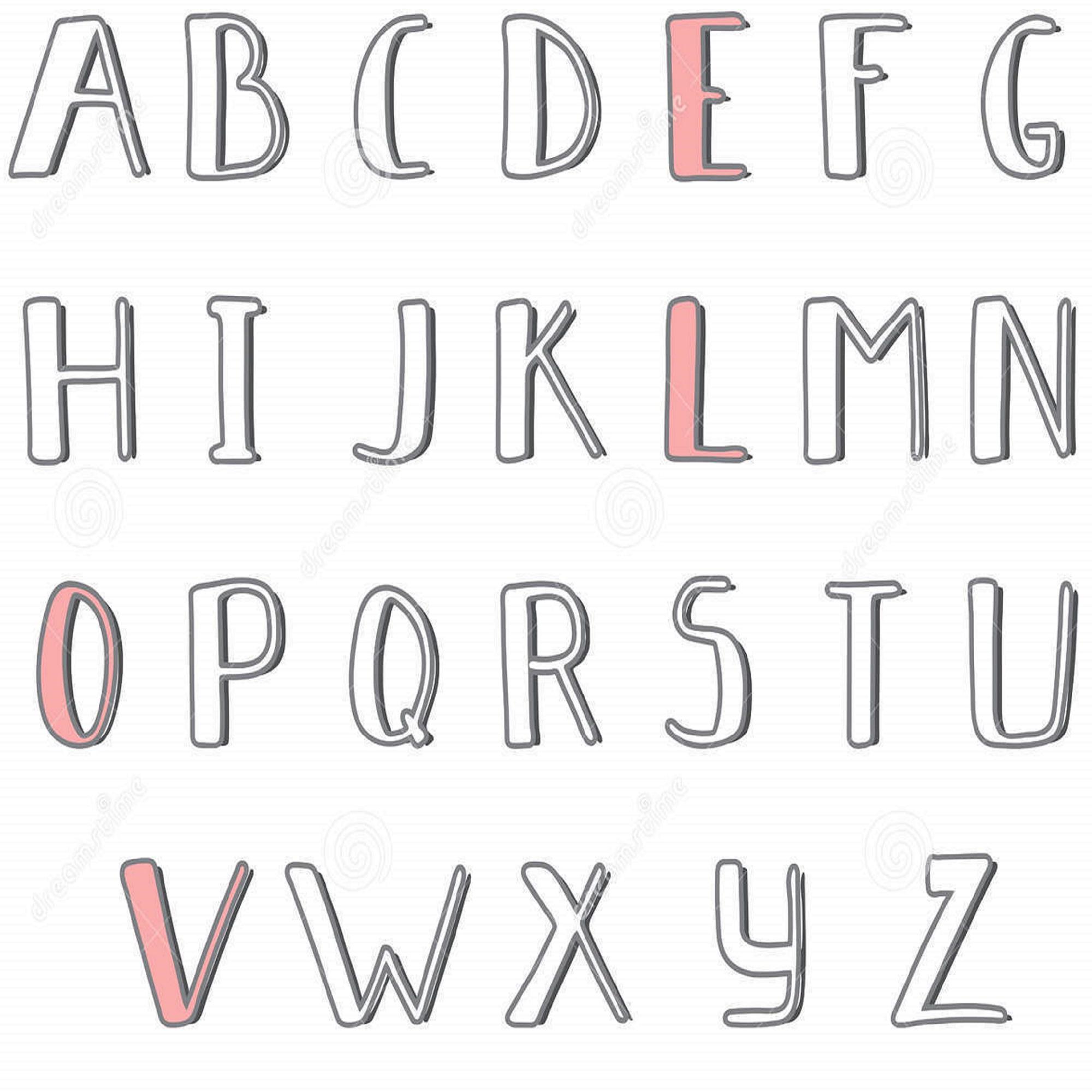 A-Z Handwritten Alphabets in  csv format | Kaggle