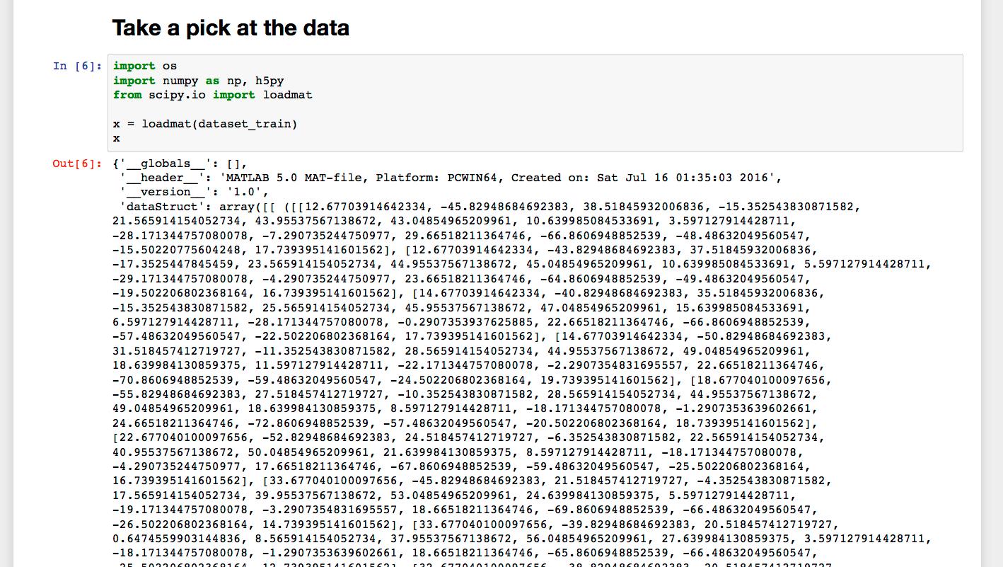 Picking at the data using Python | Kaggle