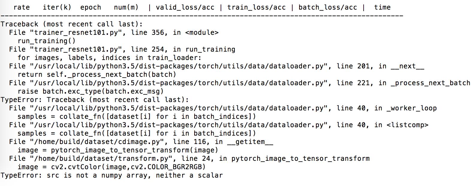 pytorch starter kit here! | Kaggle