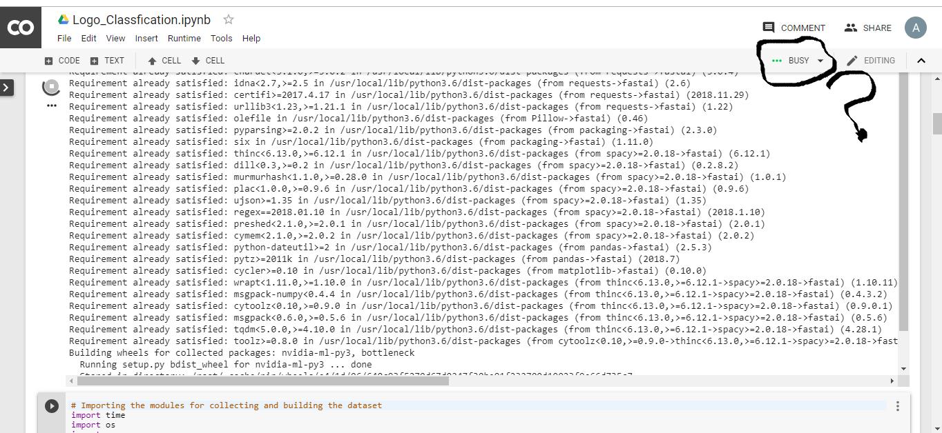 Load data to google colab   Kaggle