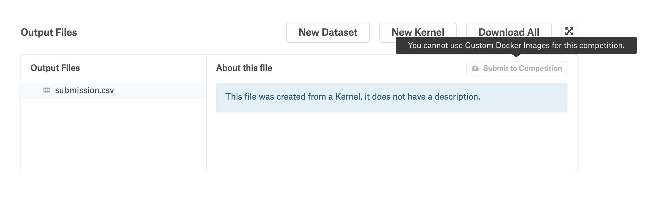 Welcome! | Kaggle
