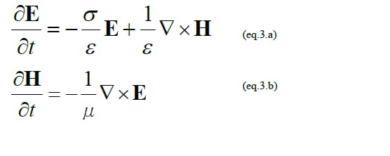 FDTD法の支配方程式