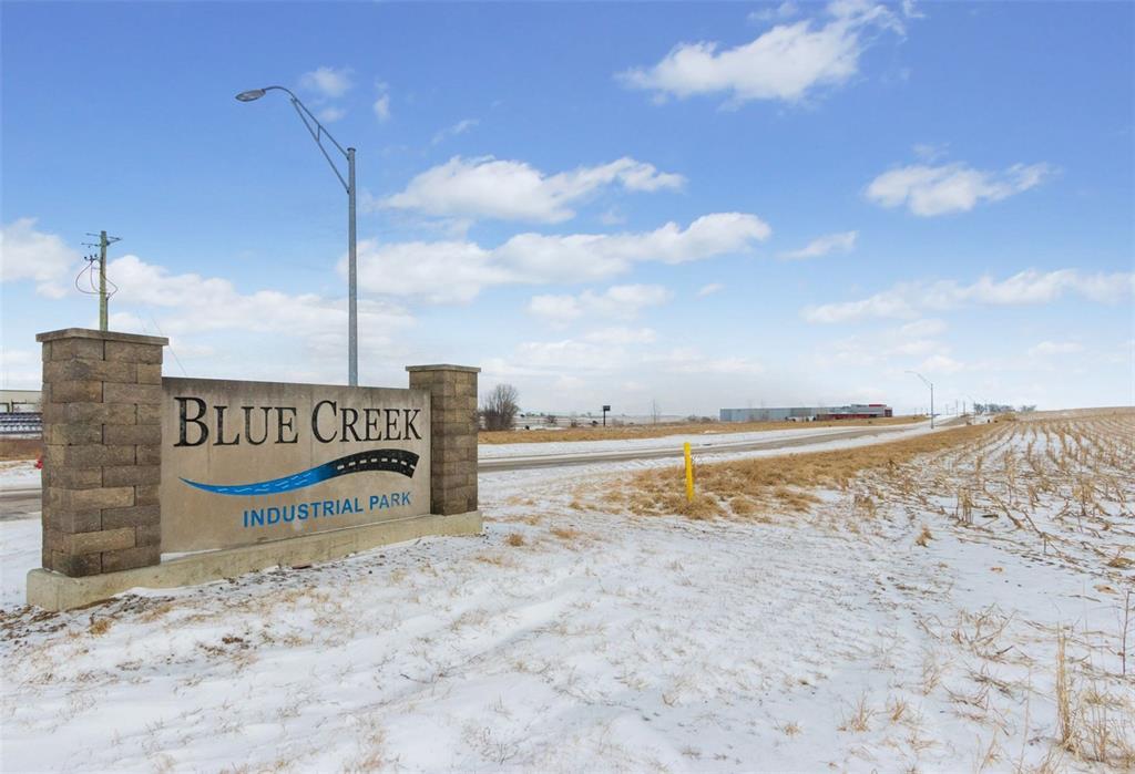 Lot 3 Blue Creek Business Park VINTON, IA