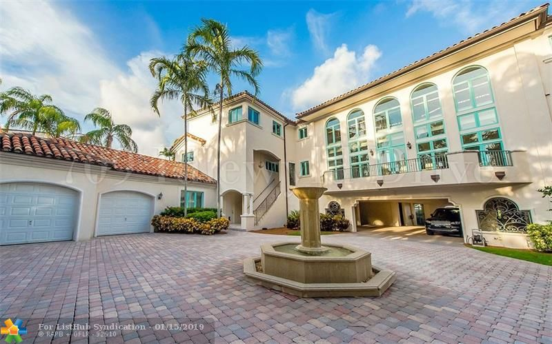 709 Idlewyld Dr FORT LAUDERDALE, FL