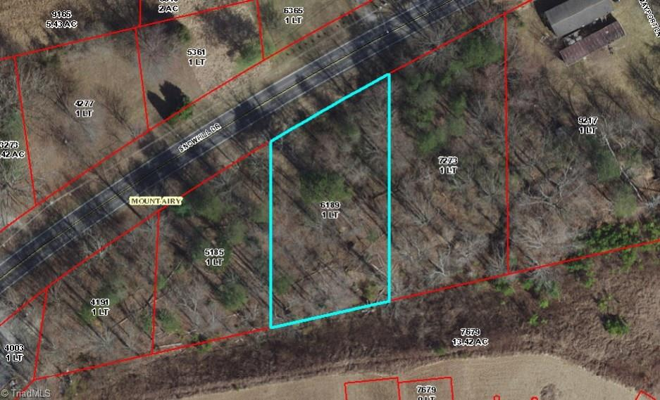 Lot Xx Snowhill Drive MOUNT AIRY, NC
