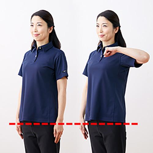 メンズ襟付き半袖シャツ