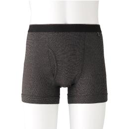 1枚入り サイズ:M・L・LL  カラー:ブラック、グレー 素材:ポリエステル55%・綿45%