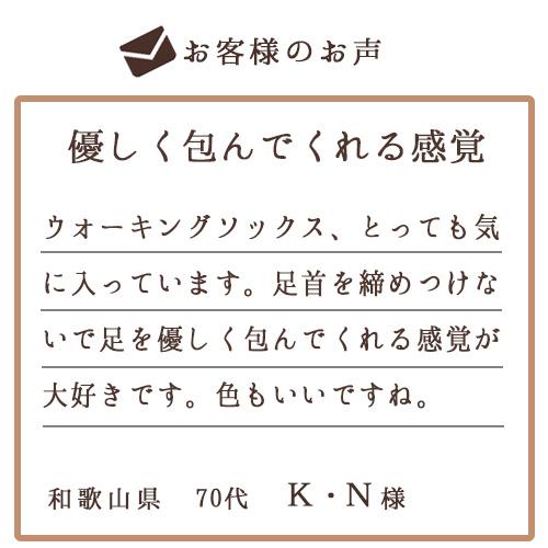 ウォーキングソックス(1足/2足組)