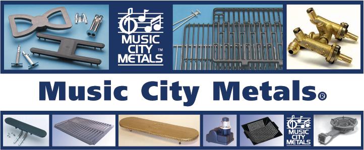 Music City Metals Logo