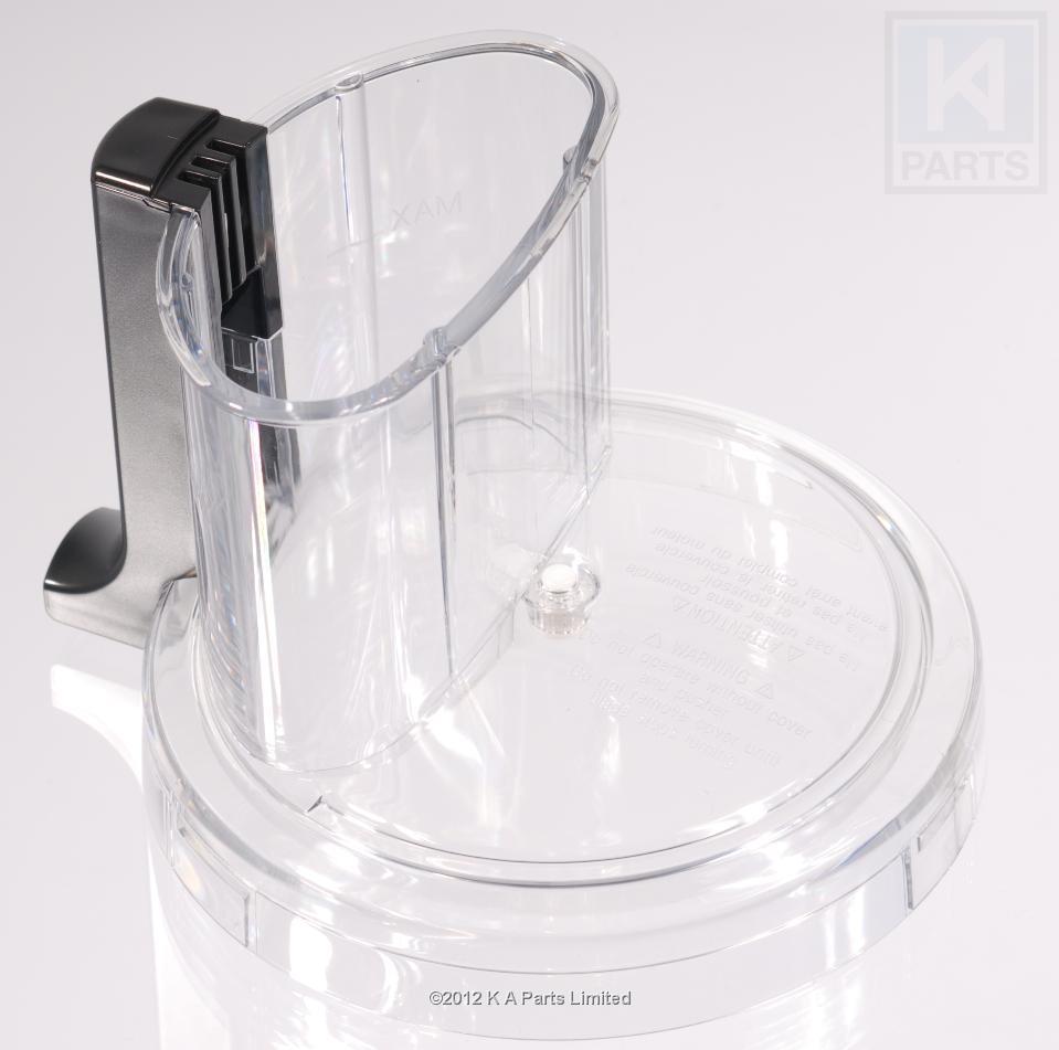 Food Processor Kfpm770 Black Lid 8212243