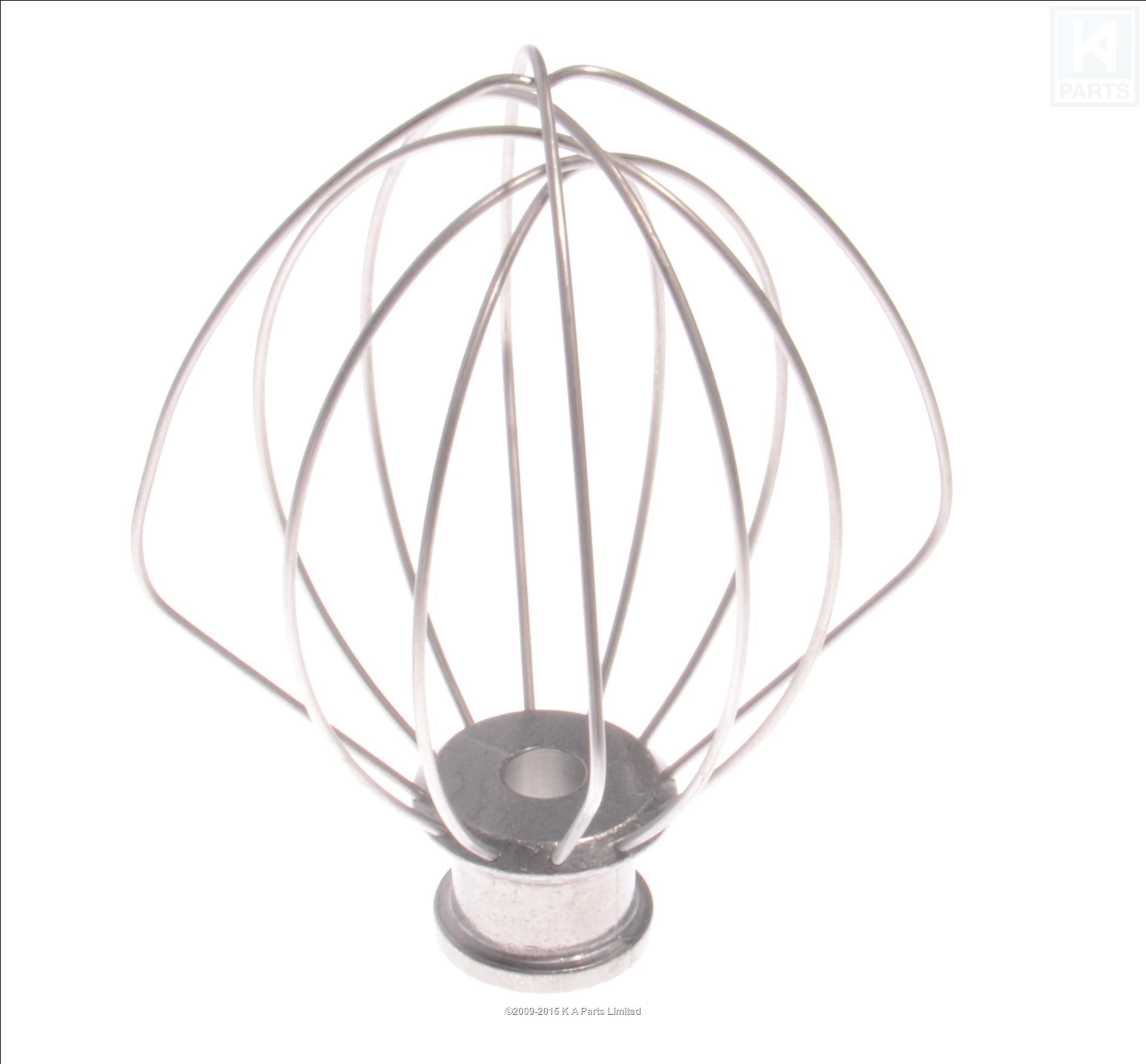Mixer 4 5qt Tool Wire Whip Whisk 9706446