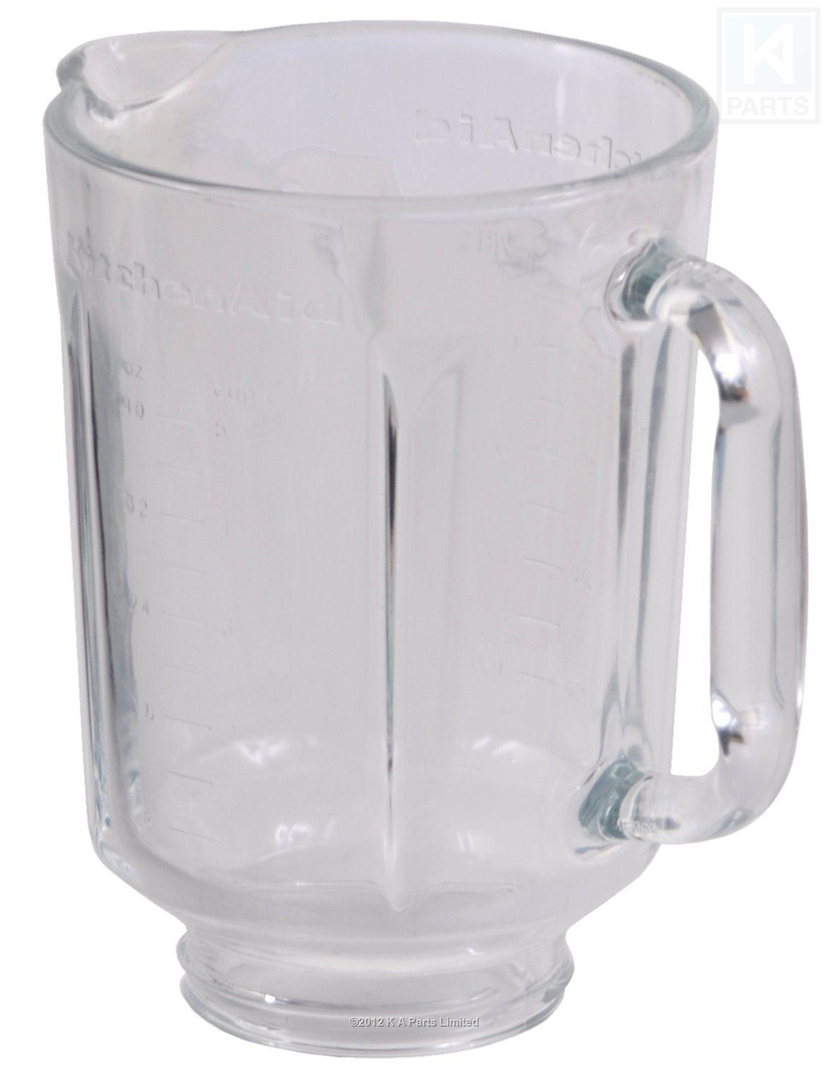 blender glass jar jug bowl pitcher for most kitchenaid blenders