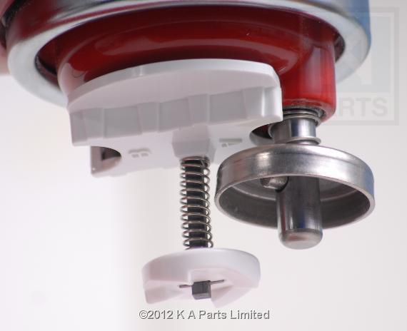 Kitchenaid Ice Cream Maker Stand Mixer Attachment European Australian Drive Assembly 9709419