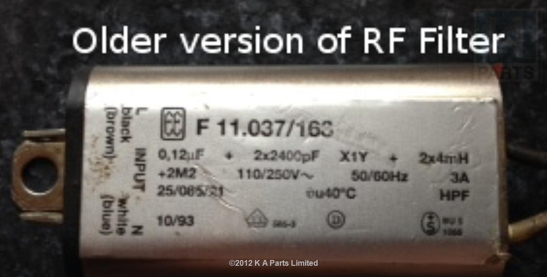 RFI PCB Repair Kit KitchenAid Stand Mixer RF Interference Filter