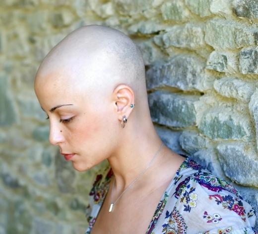 Marijke wordt Torhout's eeste kanker hair professional!! 19